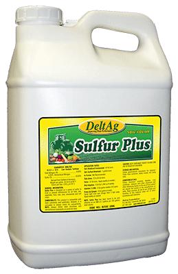Sulfur Plus Deltag